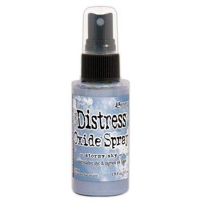 Ranger Distress Oxide Spray - Stormy Sky TSO67917