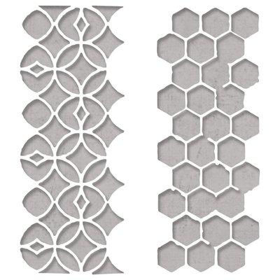 Sizzix Thinlits Die - Pattern Repeat 663869