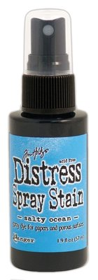 Ranger Distress Spray Stain - Salty Ocean TSS42457