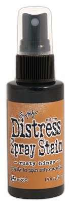 Ranger Distress Spray Stain - Rusty Hinge TSS42440