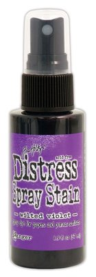 Ranger Distress Spray Stain - Wilted Violet TSS44154