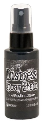 Ranger Distress Spray Stain - Black Soot TSS42167