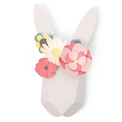 Sizzix Thinlits Die - Origami Rabbit 664378