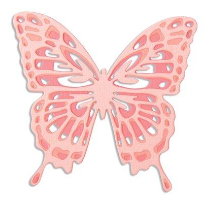 Sizzix Thinlits Die - Intricate Wings 664394
