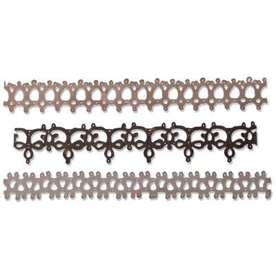 Sizzix Thinlits Die - Crochet #2 664413
