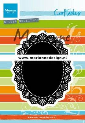 Marianne Design Craftable - Shaker Oval CR1500