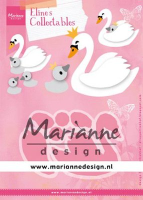 Marianne Design Collectable - Eline's Swan COL1478