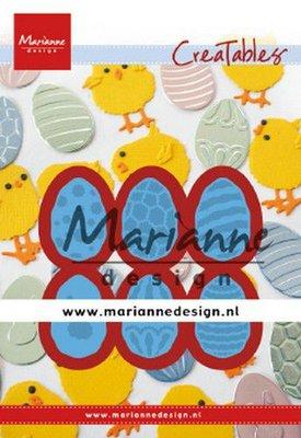 Marianne Design Creatable - Easter Eggs LR0643