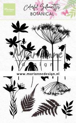 Marianne Design Stempel - Colourful Silhouettes: Botanical CS1048