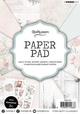 Studio Light Paper Pack A5 - Classic Pastel Nr. 131