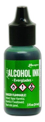 Ranger Alcohol Ink - Everglades TAL70160