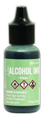 Ranger Alcohol Ink - Moss TAL70221 (pre-order)
