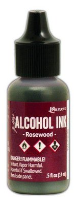 Ranger Alcohol Ink - Rosewood TAL70238