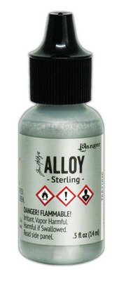 Ranger Alcohol Ink Alloys - Sterling TAA71846