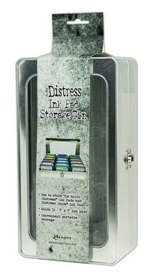 Ranger Distress Ink Pad - Storage Tin TDA68075