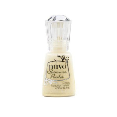 Nuvo Shimmer Powder - Sunray Crossette 1221N