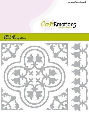 CraftEmotions Die - Tile 2 (pre-order)
