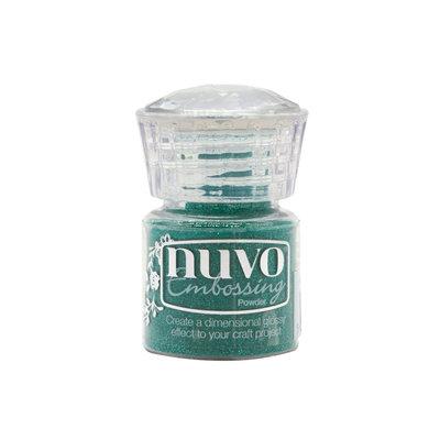 *Pre-order* Nuvo Embossing Poeder - Glimmering Greens 593N