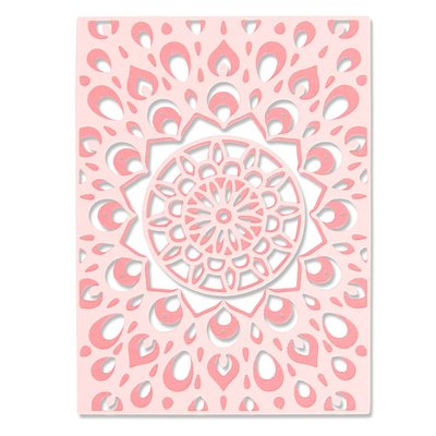 Sizzix Thinlits Die - Kaleidoscope Layers 663857