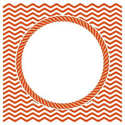 Marianne Design Embossing Folder  - Ocean View DF3436