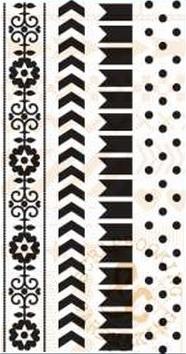 Marianne Design Stempel - Border Stippen PL1502