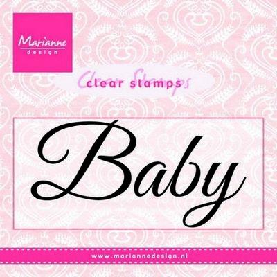 Marianne Design Stempel - Baby CS0958
