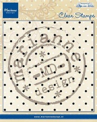 Marianne Design Stempel - Achtergrond Dots CS0937