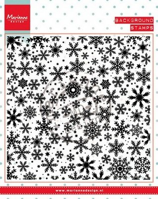 Marianne Design Stempel - Background Ice Crystals CS0944