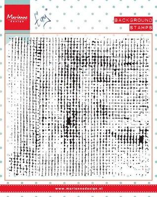 Marianne Design Stempel - Background - Distressed Linnen CS0976