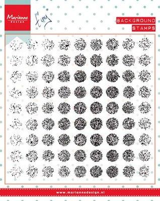 Marianne Design Stempel - Background - Distressed Dots CS0977