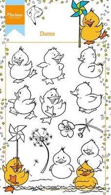 Marianne Design Stempel - Eendjes HT1615