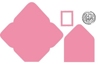 Marianne Design Collectable - Enline's Envelope COL1337