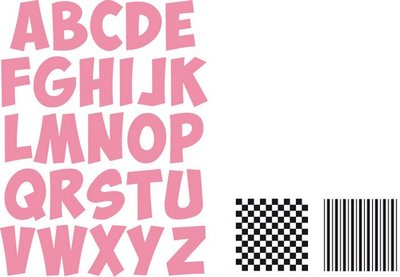 Marianne Design Collectable - Alphabet COL1350