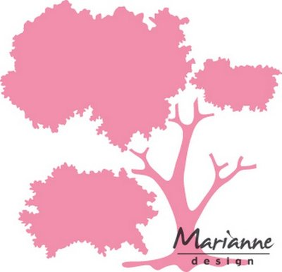 Marianne Design Collectable - Build-a-Tree COL1424