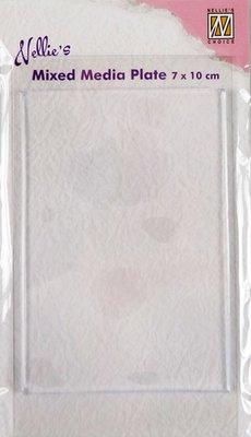 Nellie's Choice Gelplate - Rechthoek NMMP003