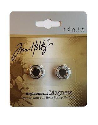 Tonic Studios Stamping Platform - Tim Holtz Reserve Magneten 1709E