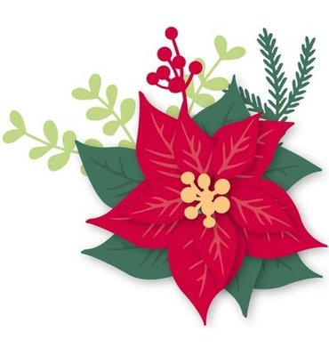 Marianne Design Collectable - Eline's Poinsettia COL1393