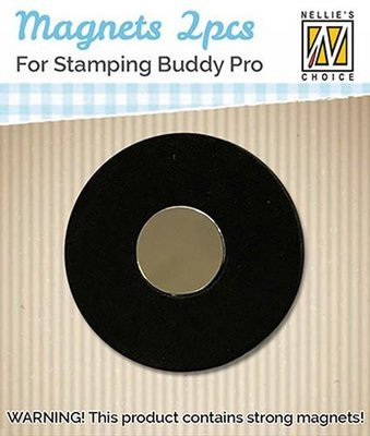 Nellie's Choice Stamping Buddy Pro - Magneten STBM001