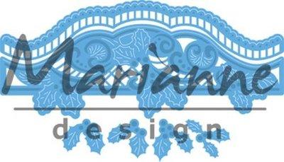 Marianne Design Creatable - Kerst Border LR0488