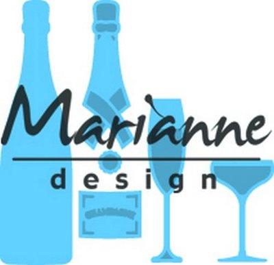 Marianne Design Creatable - Champagne LR0504