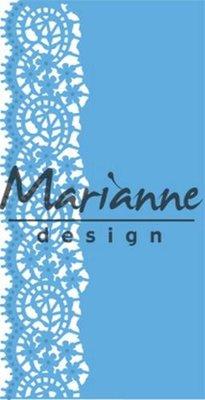Marianne Design Creatable - Lace Border S LR0508