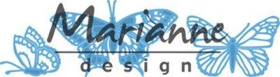 Marianne Design Creatable - Butterflies Set LR0509