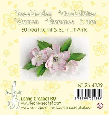 Leane Creatief Meeldraden - Wit 26.4339