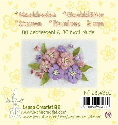 Leane Creatief Meeldraden - Huidskleur 26.4360