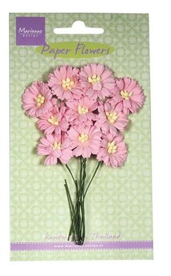 Marianne Design Daisies - Light Pink RB2251 OP=OP