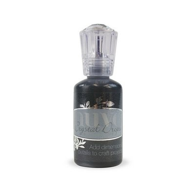 Nuvo Crystal Drops - Ebony Black 650N