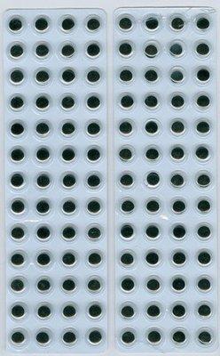 Zelfklevende Wiebelogen - 8 mm 12219-1932