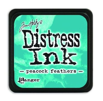 Ranger Distress Ink - Peacock Feathers TIM34933