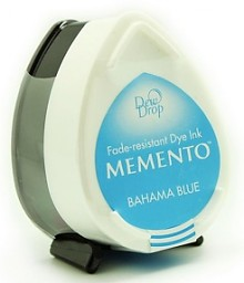 Memento Dew Drop - Bahama Blue MD-000-601