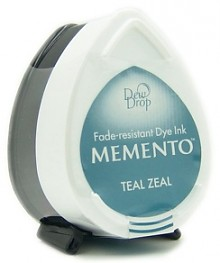 Memento Dew Drop - Teal Zeal MD-000-602